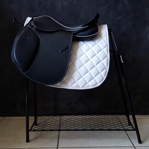 StableGate Saddle up half seat jumping saddle