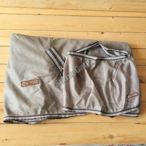 Watermarked StableGate La Pampa Fly sheet with mask
